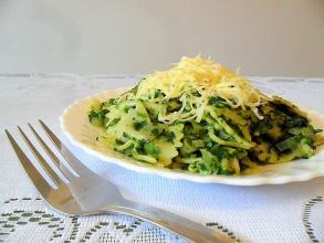 allofgrazka.blogspot.com: Gotuj z Grażką - Pasta ze szpinakiem