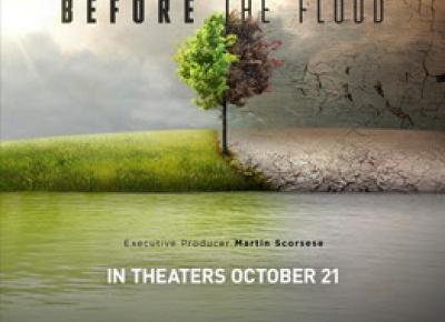 "Recenzja filmu pt.: ""Before The Flood"" Leonarda DiCaprio."