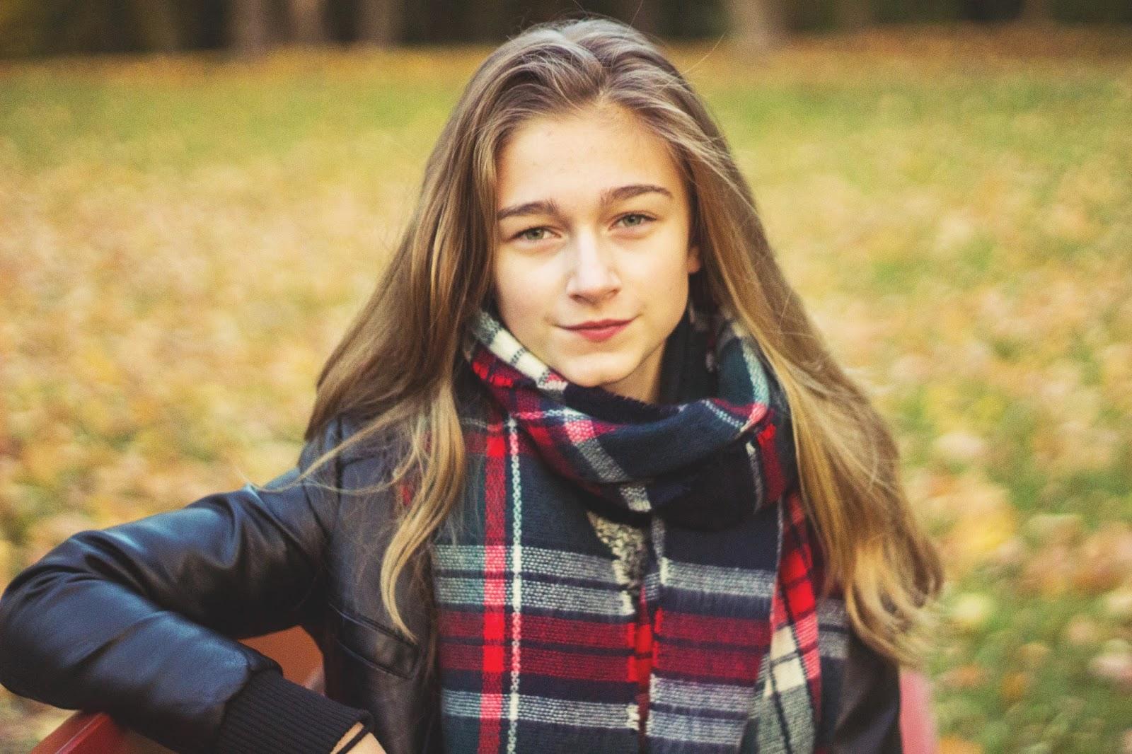Zakochaj się w jesieni! | Aleksandra Brycka