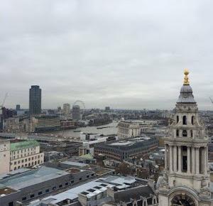 Podróżniczka: Londyn
