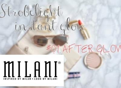 Milani strobelight instant glow - IMAGINE DAY | Sara Sycz