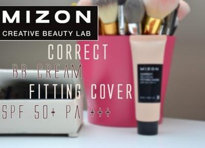 IMAGINE DAY | Sara Sycz: mizon correct bb cream
