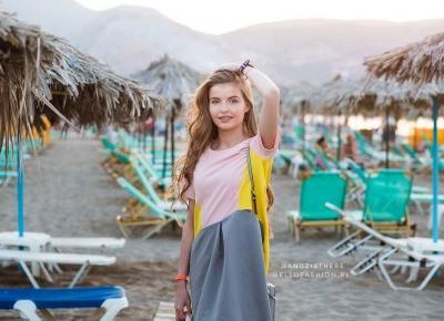 Hello Fashion | Blog lifestylowy, czyli blog o modzie, urodzie i życiu.: WAKACYJNA STYLIZACJA Z KRETĄ W TLE