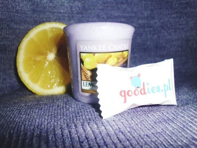 Ayuna: Lemon and Lavender.