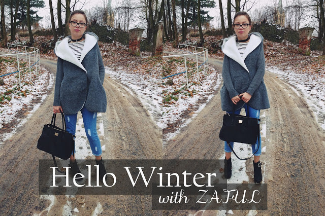 Hello Winter with ZAFUL