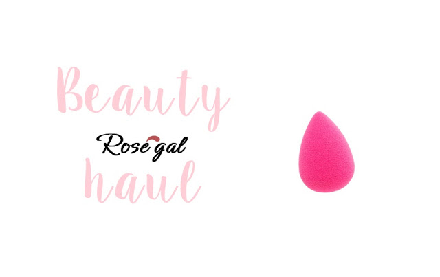 Ayuna: Rosegal | Haul