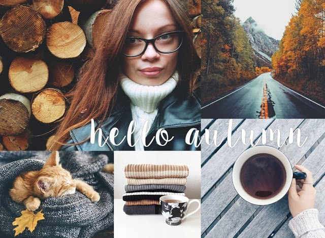 Ayuna: ღ Hello autumn