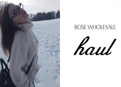 Ayuna: Haul | RoseWholesale