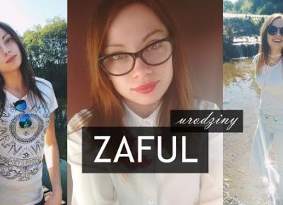 Ayuna: Urodziny Zaful.