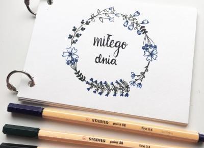 Skillshare - Botanical Line Drawing | Hiacynt w doniczce