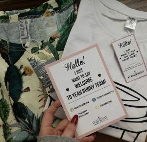 Live    Your    Style : Zamówienie od Yeah Bunny i Adidas / NEW CLOTHES