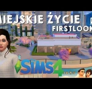MIEJSKIE ŻYCIE The Sims 4 | warto kupić?