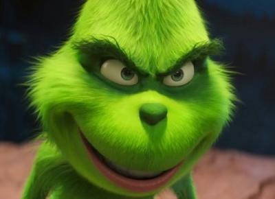 Grinch, świąt nie będzie!