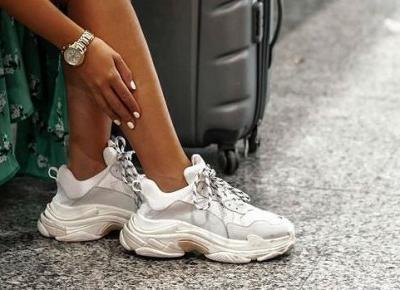 Najmodniejsze sneakersy tego sezonu!