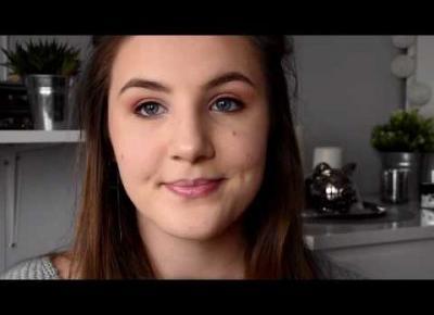 Delikatny makijaż walentynkowy | Iamdagmii
