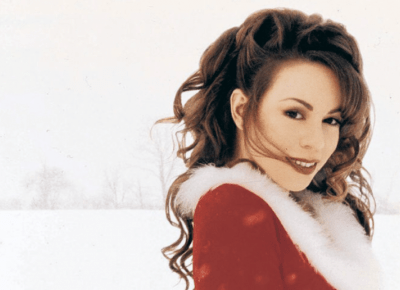 Mariah Carey odświeżyła teledysk do All I Want For Christmas!!!
