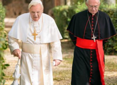 Dwóch papieży- film który każdy powinien obejrzeć, bez względu na wiarę.