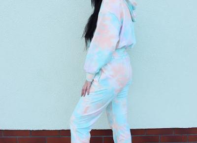 Komplet dresowy Tie Dye | Princess Butik Działdowo         |          Just Look Good