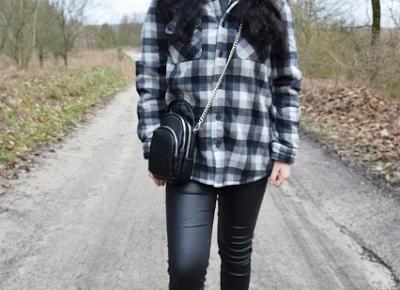Kurtka koszulowa w codziennej stylizacji          |          Simply my life