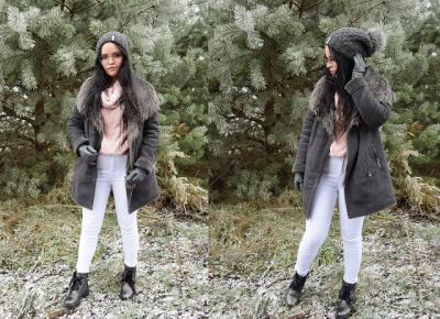Białe spodnie zimą - z czym je nosić?         |          Just Look Good