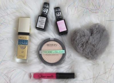 Revers Cosmetics        |         Simply my life