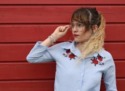 Koszula z haftem         |         Simply my life
