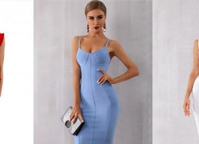 Bandage Dress Wholesale | Feelingirldress.com         |          Just Look Good