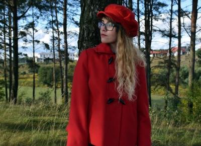 Czerwone akcenty | Simply my life