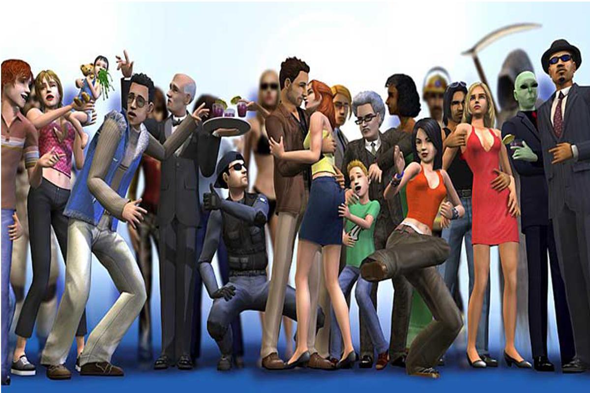 Powrót do The Sims 2 - ielgrey.pl