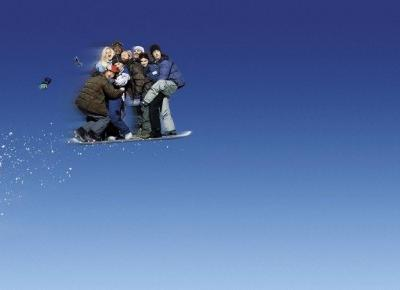 5 filmów ze snowboardem w roli głównej - ielgrey.pl
