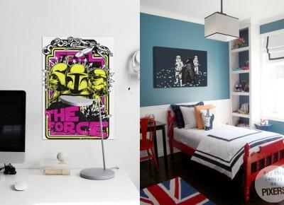 Plakaty i obrazy: dekoracje ścienne dla fanów kina i seriali - ielgrey.pl