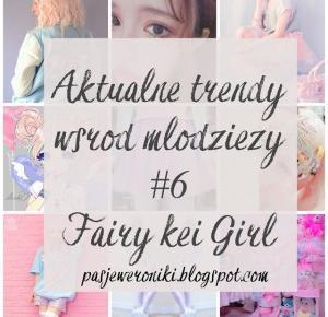 Aktualne trendy wśród młodzieży #6 - Fairy-kei Girl