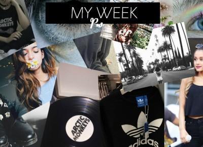 My week → 03/05/2017