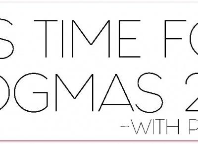 BLOGMAS #1 - My Christmas Wishlist