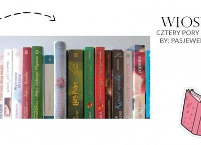 Cztery pory książki - Wiosna