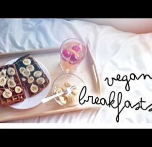 5 Przepisów Na Wegańskie Śniadania