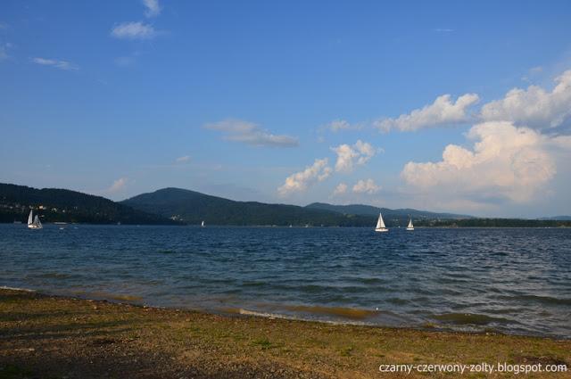 Góry i woda- Jezioro Żywieckie