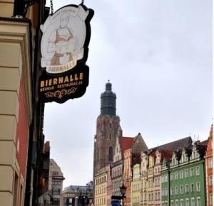 Wrocław z innej perspektywy- coś na co często nie zwracamy uwagi w czasie zwiedzania. ;)