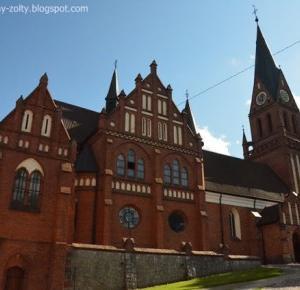 Gietrzwałd- Sanktuarium Maryjne oraz miejsce jedynego w Polsce uznanego przez Kościół objawienia.