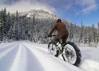 Co ubrać na rower zimą? - IloveBajks