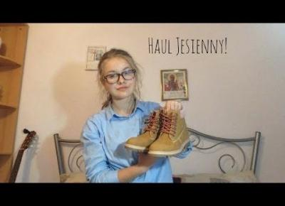 HAUL Jesienny | VANS, RENEE, BERSHKA & MORE