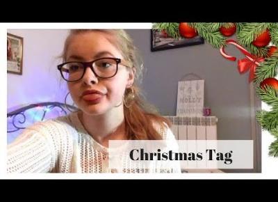 CHRISTMAS TAG ❤