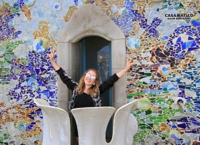 Barcelona śladami Gaudiego | atak terrorystyczny w Sagradzie Familii