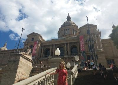 Zwiedzam Muzeum Picassa i Muzeum Sztuki Katalońskiej w Barcelonie