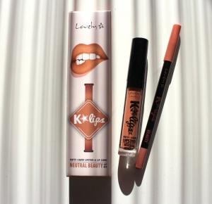 Lovely K'lips - zamiennik Lip Kit by Kylie