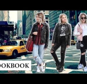 Lookbook : casualowe stylizacje dla każdego