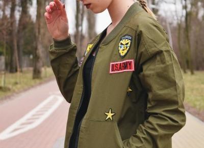 Khaki Jacket - IMMHFashionBlog