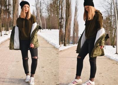 Streetwear ootd - IMMHFashionBlog