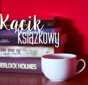 Nad kubkiem herbaty - handmade: Kącik książkowy -