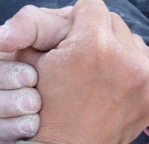 Trening Przedramion - Chwyt jak w Stoczniowym Imadle